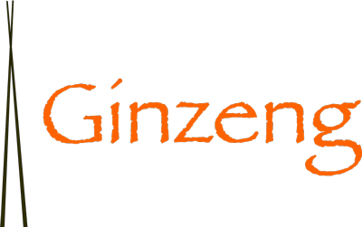 Ginzeng Asian Restaurants Ireland Logo